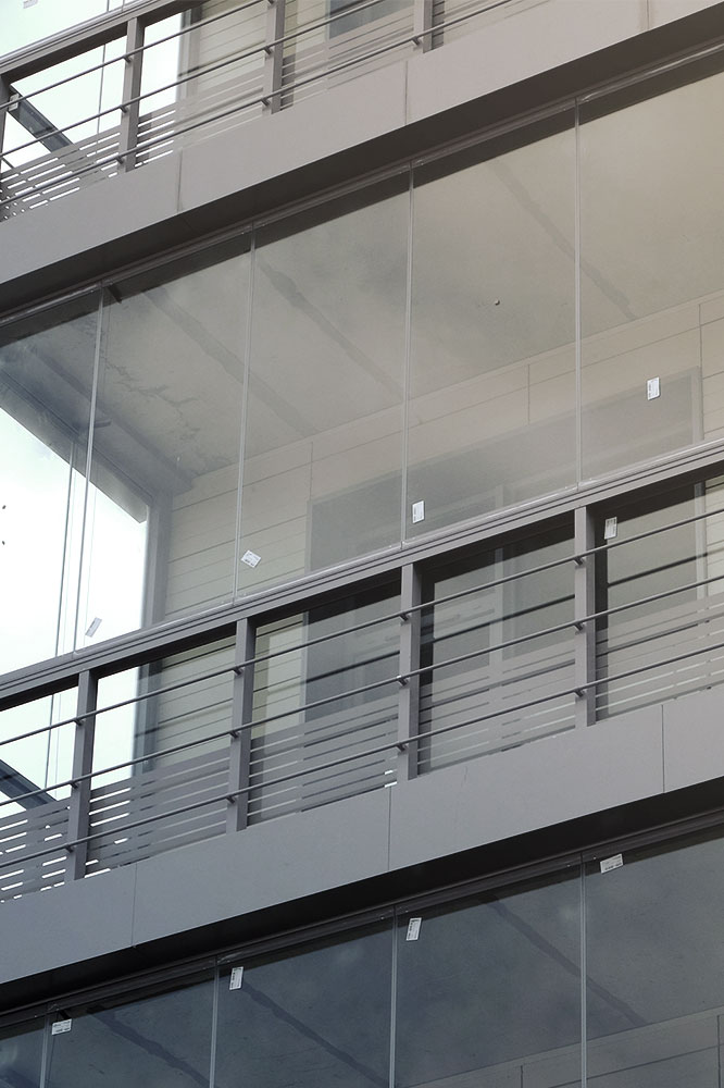 Specialised Steel Railings + Balustrades